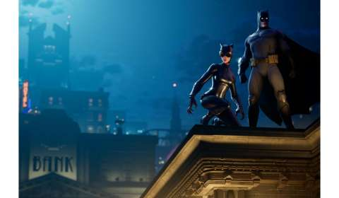 Fortnite players to take the Gotham City by storm