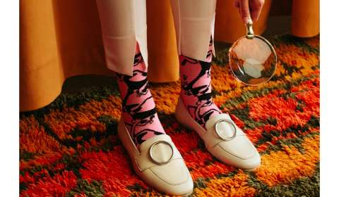 Happy Socks launches their Pink Panther collection