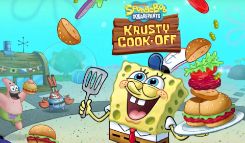 Nickelodeon Launches 'SPONGEBOB: KRUSTY COOK-OFF'