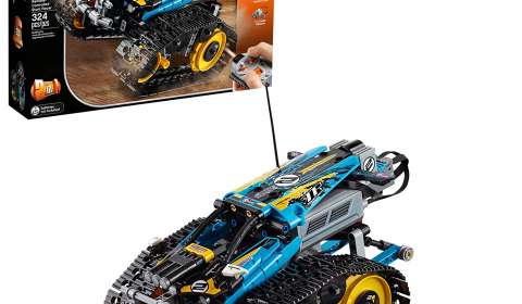 LEGO Group to launch LEGO Technic set inspired by 'Top Gear'