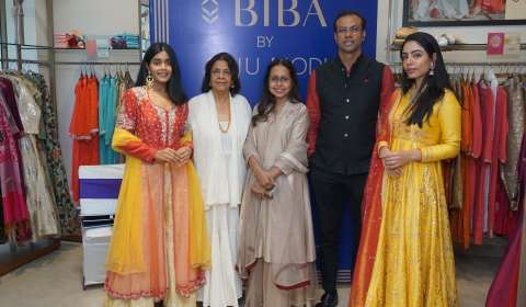 BIBA unveils BIBA by Anju Modi Collection