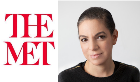 THE MET NAMES NEW HEAD OF LICENSING AND PARTNERSHIPS