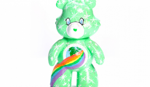 CARE BEARS ENLIST CELEBS FOR SPECIAL COLLECTION