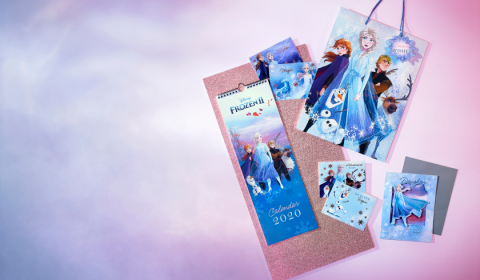 DISNEY, M&S PARTNER FOR 'FROZEN 2' HOLIDAY LINE