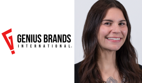GENIUS BRANDS NAMES NEW MARKETING VP