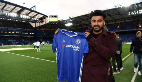 Actor Arjun Kapoor to host football talk show for Chelsea FC