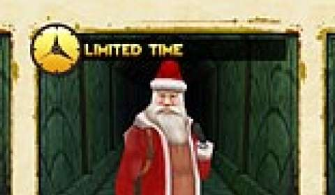 Spread Holiday Cheer in Temple Run 2