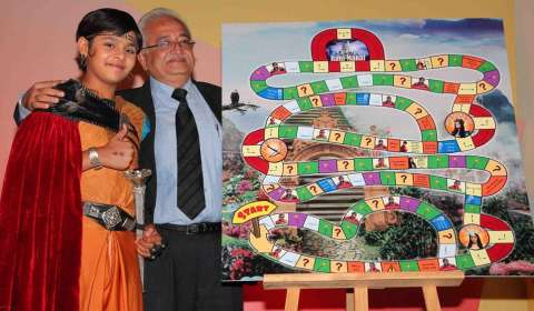 Baalveer launches board games