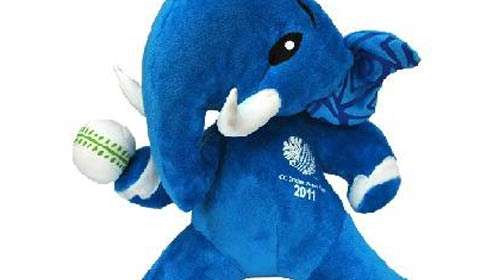 Mascot for ICC World Cup 2011