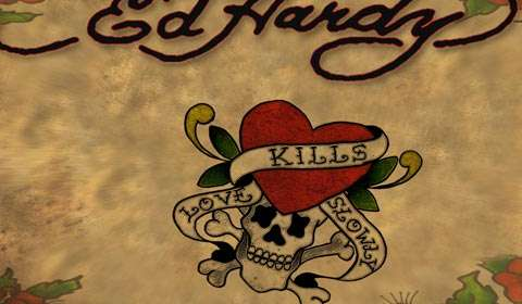 Ed Hardy to get re-energised