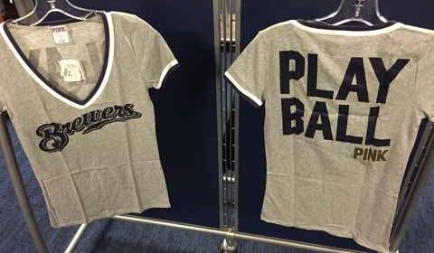 Victoria's Secret gets pally with baseball