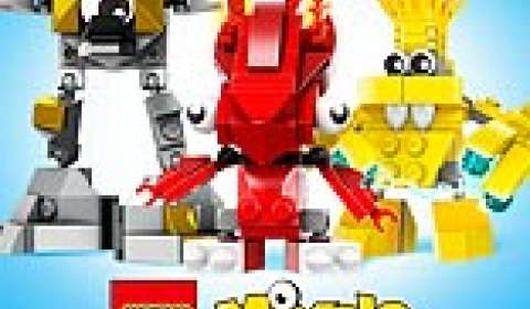 Cartoon Network and LEGO create the Mixels franchise
