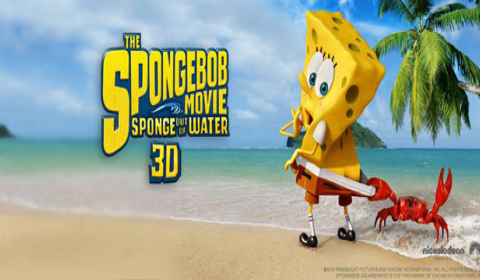 Walmart spotlights SpongeBob movie