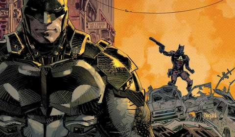 DC Entertainment to launch 24 new comic book series