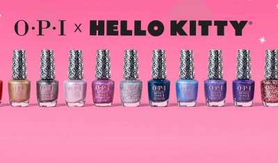 OPI X Hello Kitty Collection
