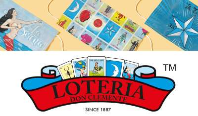Maskclub debuts collaboration with Loteria