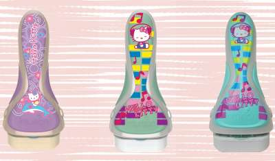 Hello Kitty, Schick Intuition