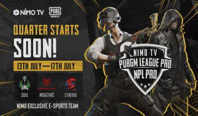 NPL Pro 2020- PUBG Mobile League Pro on Nimo TV