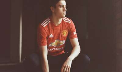 adidas launches Manchester United 2020/21 home jersey