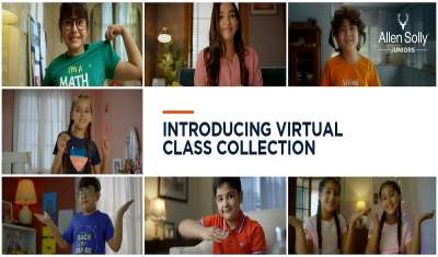 Allen Solly Juniors Unveils First-of-its-kind Virtual School Collection