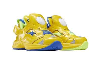 "Reebok & Illumination present ""Minions: The Rise of Gru"" Footwear Collection"