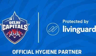 Livinguard AG safeguards IPL team Delhi Capitals on and off the field