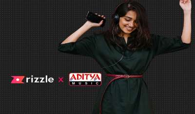 Short Video App Rizzle enters into music licensing deal with Aditya Music