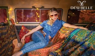 Desi Bellé brings western fashion to India from Europe