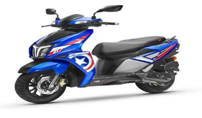 TVS Motor Company launches TVS NTORQ 125 SuperSquad Edition inspired by Marvel's Avengers