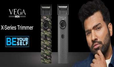 Rohit Sharma to Endorse VEGA Men