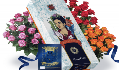 The Frida Kahlo Luxury Roses Collection By Spring In The Air Launched