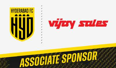 Hyderabad FC announce Vijay Sales as Associate Sponsor