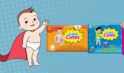 Soothe Healthcare enters baby hygiene category with Super Cute's diapers