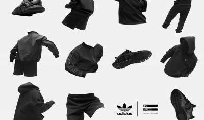 adidas, Pharrell Williams Launch Collaborative Pharrell Williams Triple Black Collection