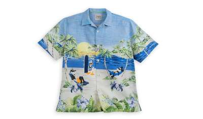 Tommy Bahama enters into apparel collaboration with Disney