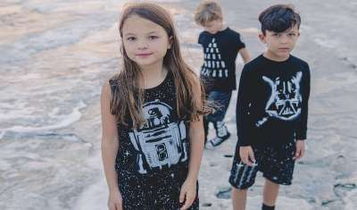 "Lucasfilm, Nununu Bring ""Star Wars""-Inspired Children's Clothing Line"