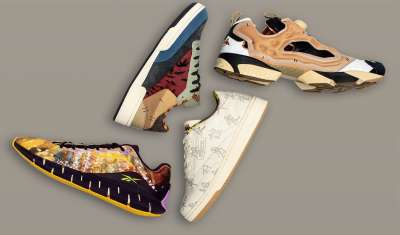 Reebok, DreamWorks Animation Brings Kung Fu Panda Collection