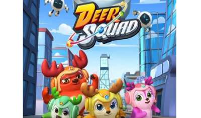 iQIYI Expands Global Footprint; To Air 'Deer Squad' On Nickelodeon In US