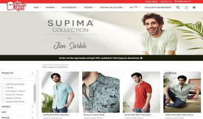 The Souled Store Presents Supima Collection with Jim Sarbh