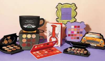 Revolution Launches Third 'Friends' Makeup Collection