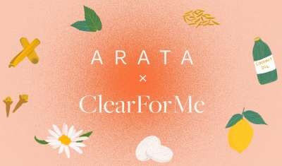 Personal Care Brand Arata Partners with US-Based ClearForMe