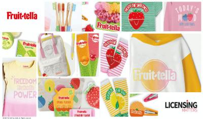 Fruit-tella Focuses on U.K. and Benelux