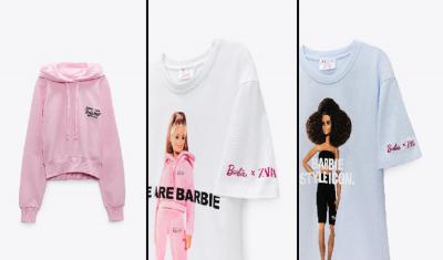 Barbie Unveils Clothing Line with Zara