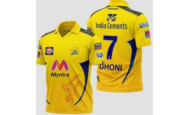 The Souled Store Unveils Chennai Super Kings Replica Jerseys