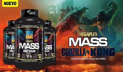 'Godzilla vs Kong' Stomps into the Whey Protein Category