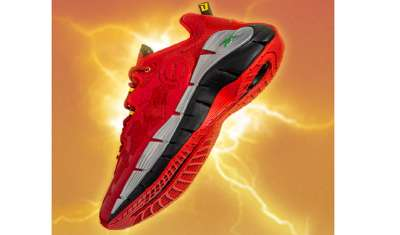 Reebok Debuts 90s-Inspired Power Rangers Collection
