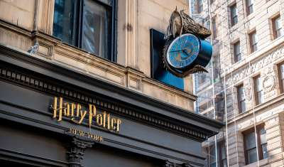 Harry Potter Flagship Store Launches in New York City