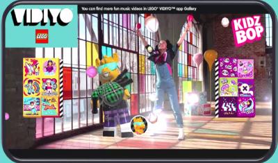 Kidz Bop, LEGO Tie Up for Co-Branded Video Series