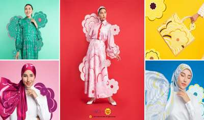 dUCk X Chupa Chups Fashion Collection Launched