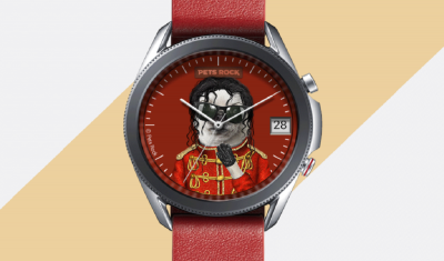 Pets Rock Teams with Mr Time to Launch Samsung Watch Range